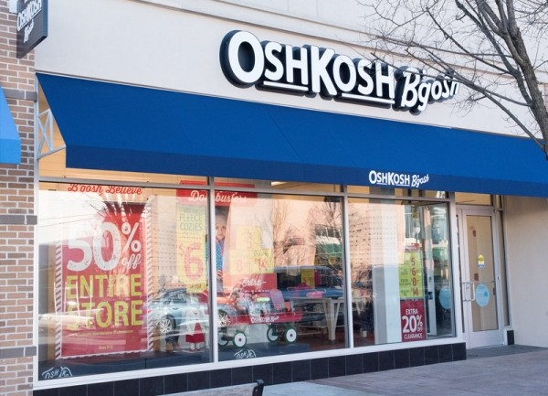 , OshKosh B'gosh