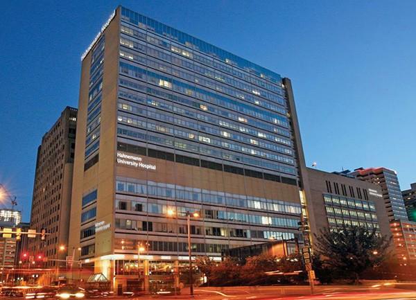 , Hahnemann Hospital