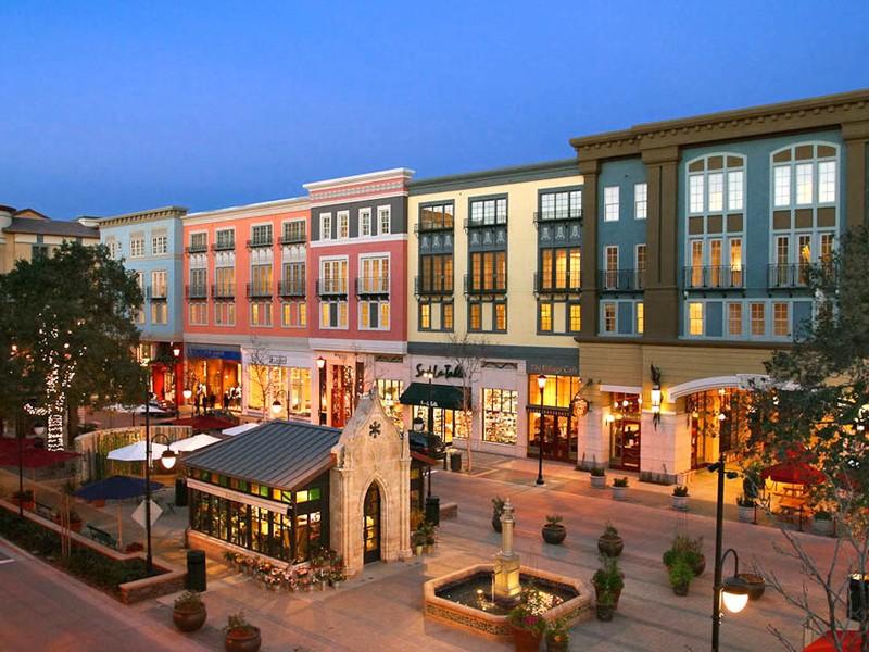 shopping center construction, Shopping Centers